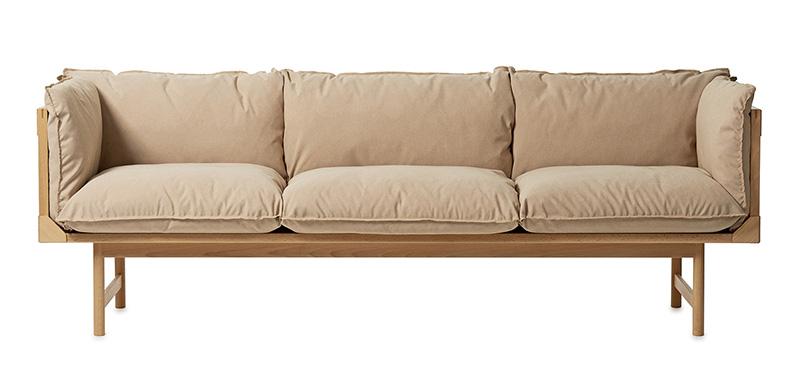 Bleck sofa