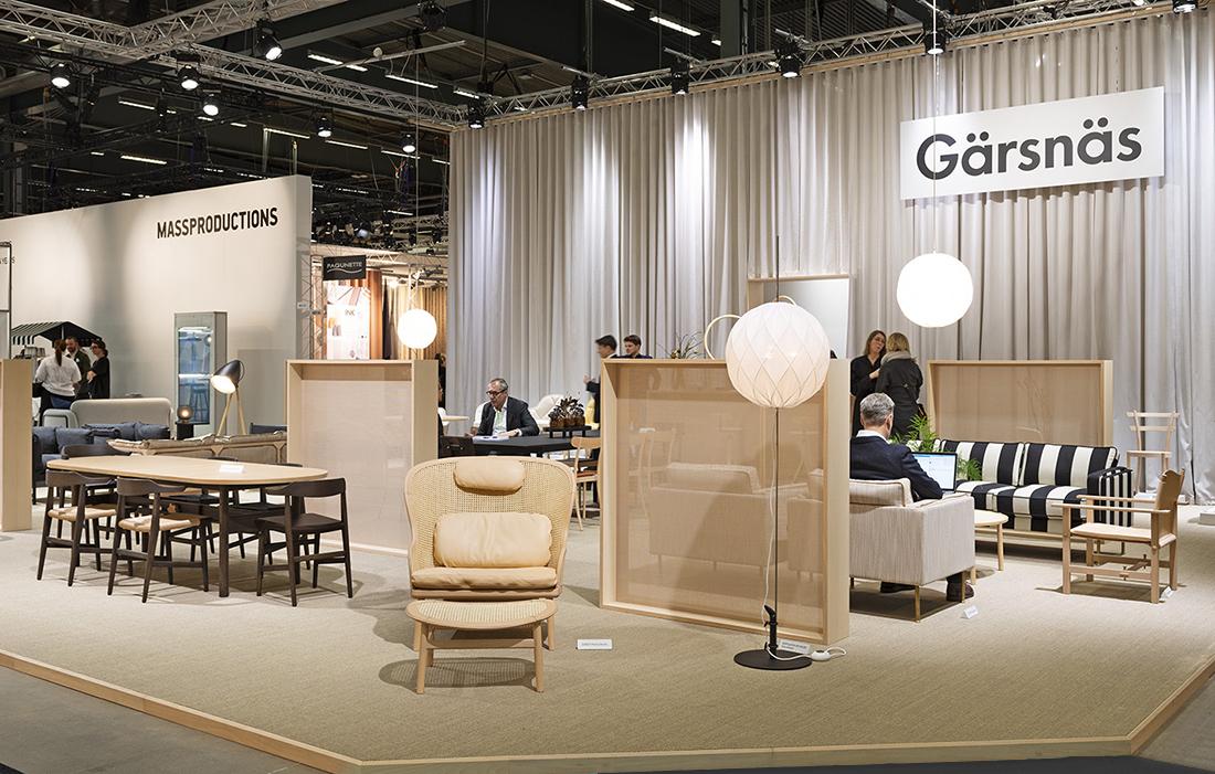 Stockholm Furniture Fair 2019 Garsnas
